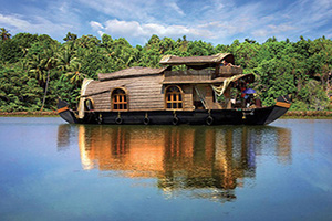 inde kerala peniches en backwaters  fo