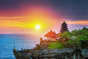 indonesie bali temple tanah lot  it