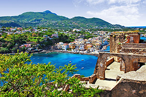 italie ischia chateau aragonais  it