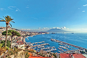 italie naples colline posillipo  fo