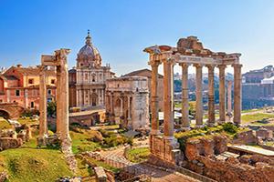 italie rome forum  fo