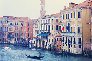 italie venise grand canal  it