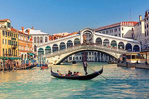 (vignette) Vignette Italie Venise Pont du Rialto  fo