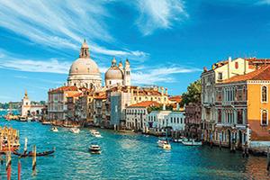 italie venise vue sur le grand canal  it