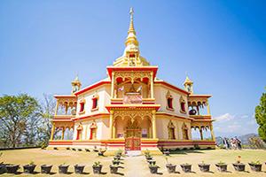 laos temple luang prabang  fo