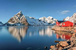 norvege reine iles lofoten  fo