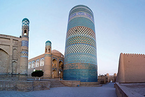 ouzbekistan khiva mosquee  it