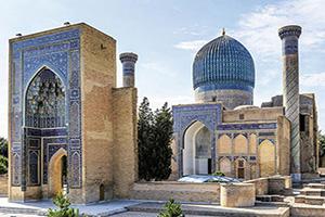 ouzbekistan samarcande registan  it