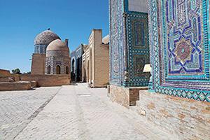 ouzbekistan samarcande monument  it