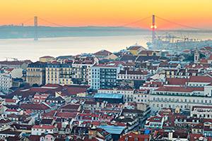 portugal lisbonne vieille ville  it