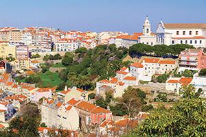 portugal lisbonne vue aerienne  fo