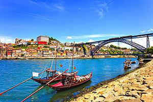 portugal porto bateaux  it
