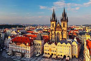 Séjour Alsace - Prague et la Bohême du Sud - Départ Sud