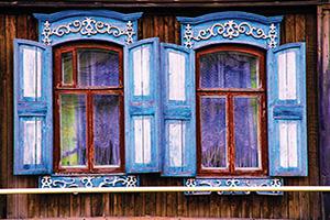 russie ekaterinbourg typique maison russe  it