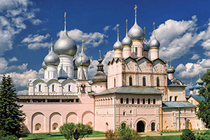 russie rostov cathedrale assomption eglise resurrection  fo