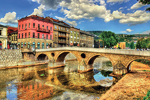 sarajevo latin bridge  fo