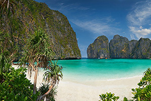 thailande krabi ile phi phi  fo