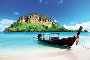 thailande poda long bateau  it