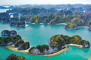 circuit vietnam baie halong  it
