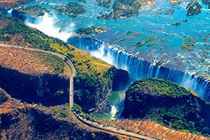zambie chutes victoria  it