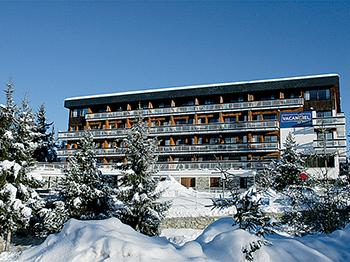 france savoie courchevel  hotel club vacanciel hotel