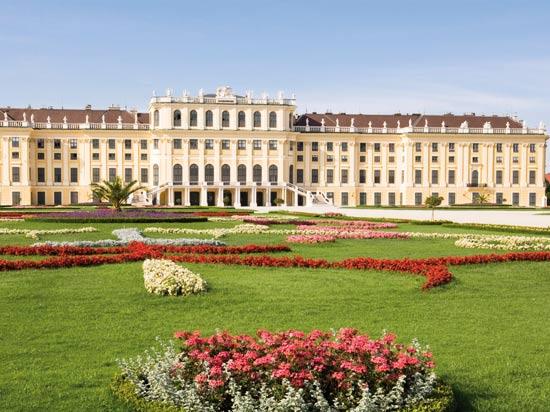 (Image)  autriche circuit chateau schonbrunn
