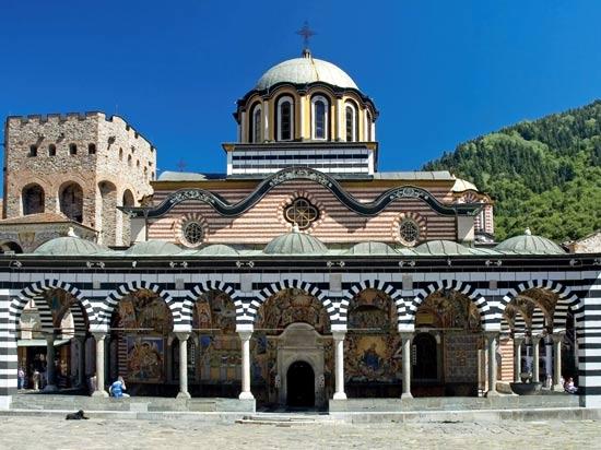 (Image) voyage bulgarie monastere rila