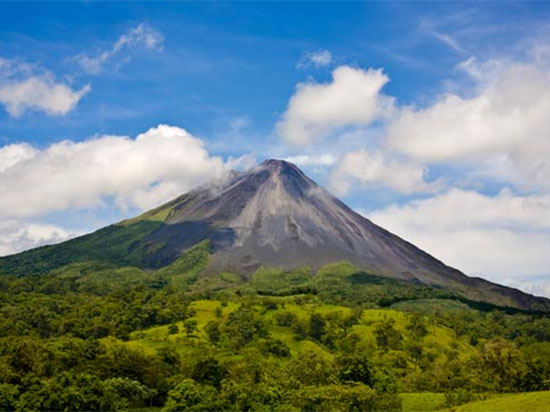 (Image) voyage costa rica volcan arenal