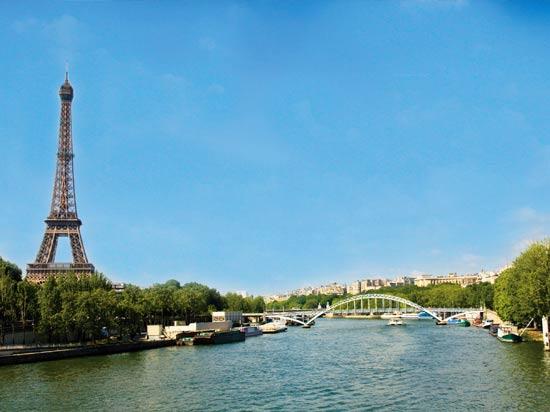 (Image) voyage france paris tour eiffel