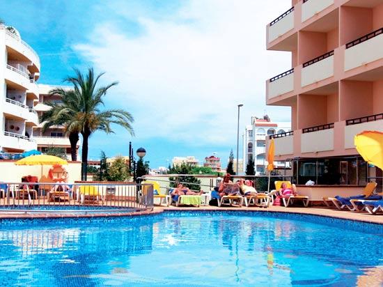 voyage espagne ibiza mer hotel la cala
