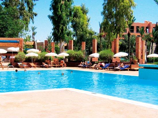 Mon agence voyages rapids anjou sejours maroc hotel golden for Sejour complet marrakech