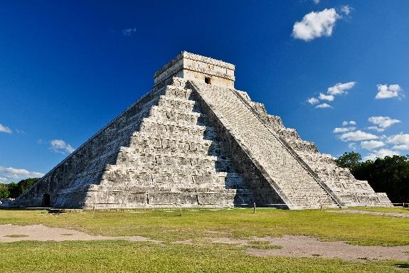 voyage mexique chichen itza maya