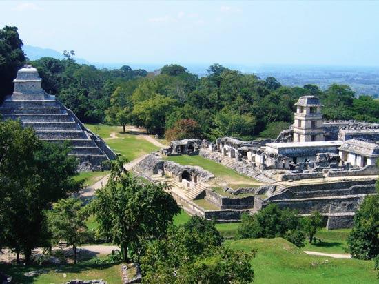 voyage mexique palenque maya