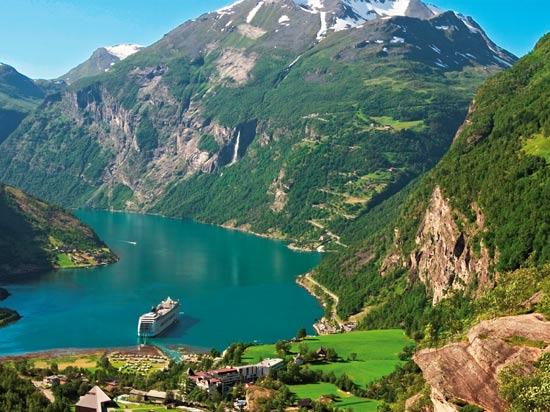 voyage norvege fjord
