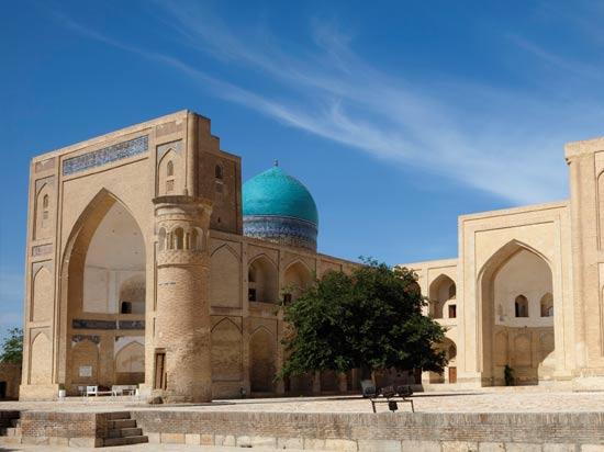 voyage ouzbekistan samarcande mausole