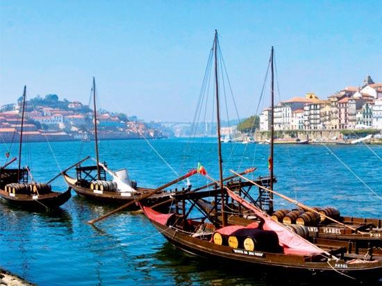 voyage portugal porto mer