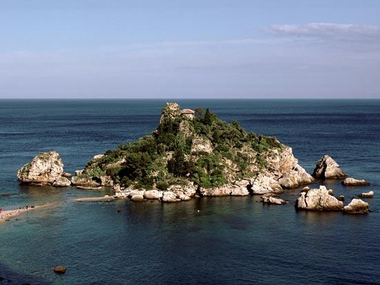 voyage italie sicile mer