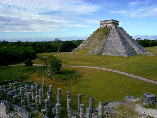 voyage mexique chichen itza