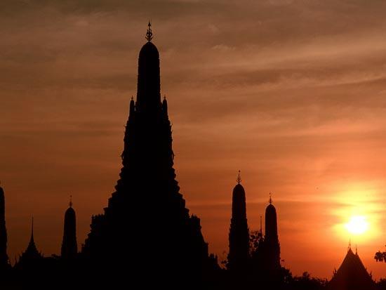 voyage thailande