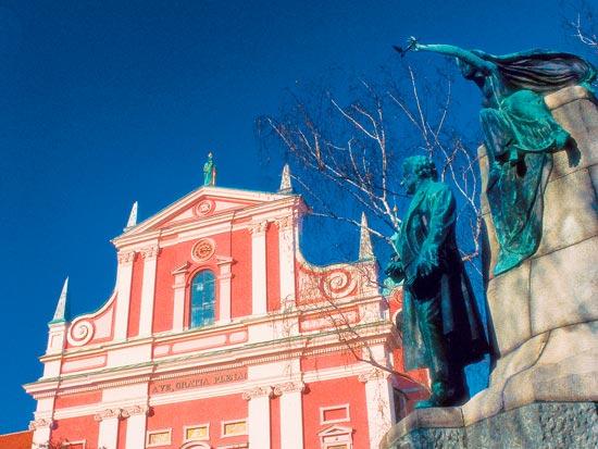 voyage europe centrale ljubljana slovenie