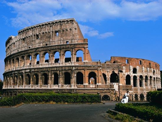 voyage croisiere mediterranee rome colisee