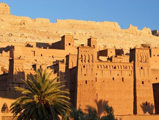 voyage maroc ait ben haddou