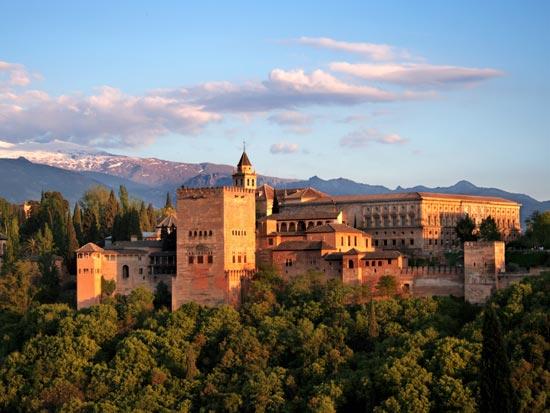 voyage espagne alhambra grenade