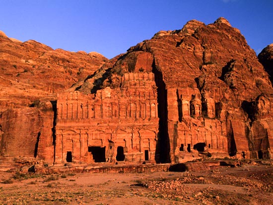 voyage jordanie petra