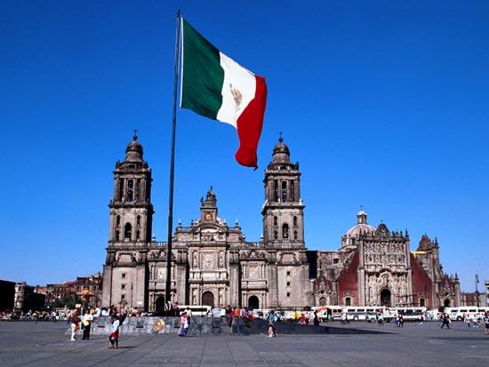 voyage mexique monterrey palais gouvernement