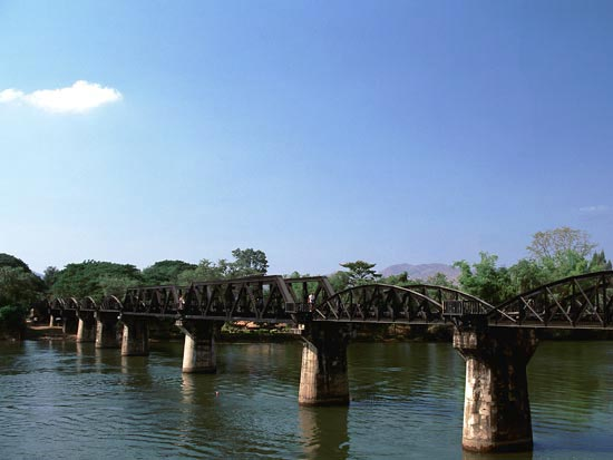 voyage thailande pont