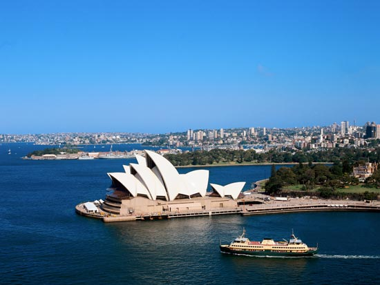 Australie, à la découverte d'un Continent
