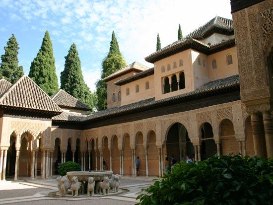 voyage espagne andalousie alhambra