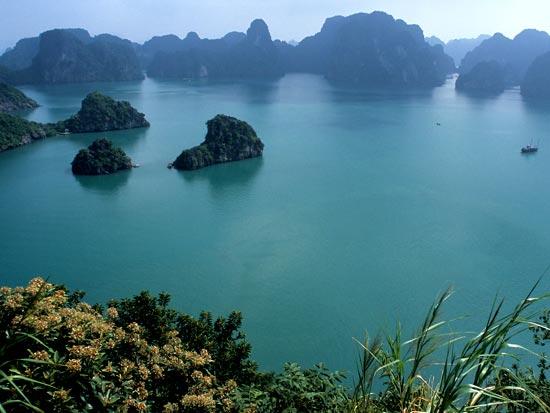 voyage vietnam baie halong