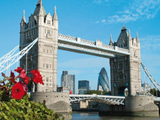 (Image) voyage royaume unis angleterre tower bridge londres